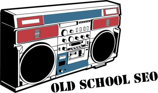 Old School SEO