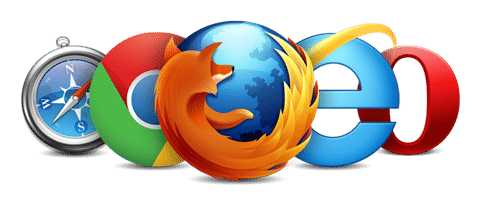 The Most Popular Browsers 2017